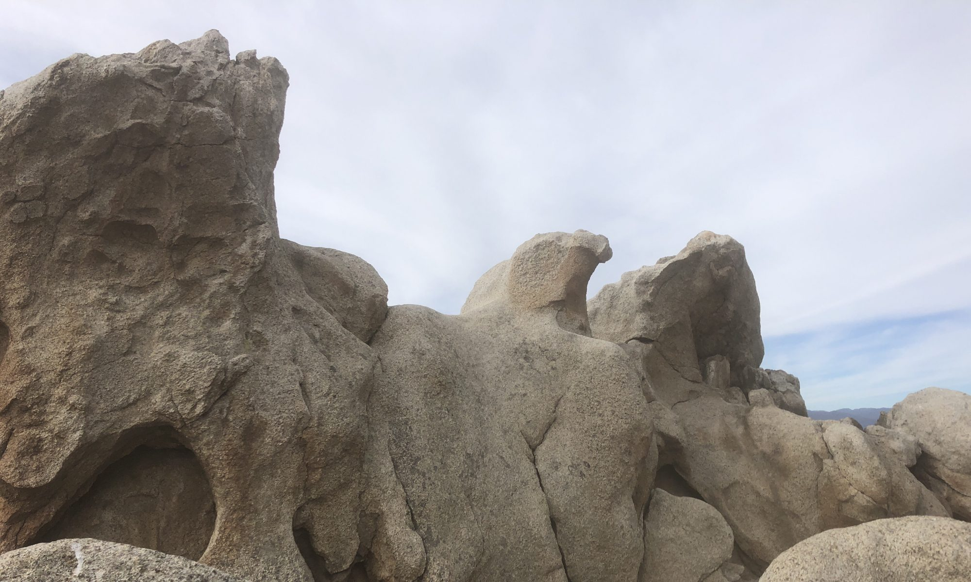 Trek -  Pacific Crest Trail 2018